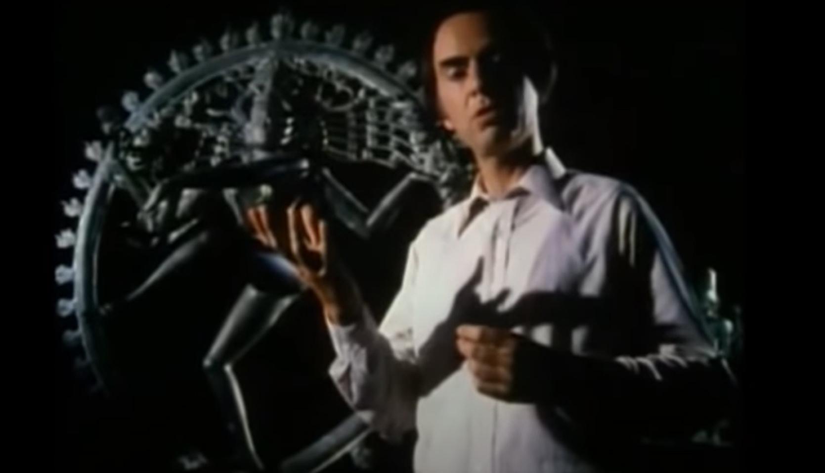 Carl Sagan – Jeden z najväčších astrofyzikov sa inšpiroval Védami