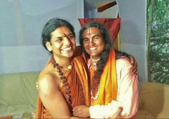 Vishwananda a sex guru Nityananda