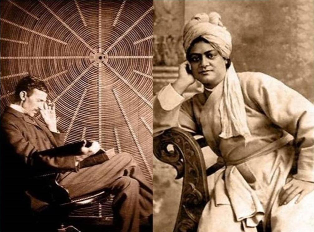 Tesla a Vivekananda